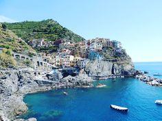 Cinq Terre. Italia. 🇮🇹👌🏻💕