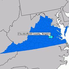 chesterfield virginia history   Profile for Chesterfield County, Virginia, VA