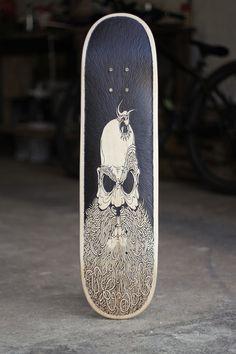 peckerhead skateboard carving - skraal
