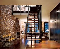 Topping the Loft : Architectural Digest