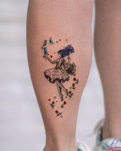 Robson Carvalho Turns His Beautiful Drawings Into Magical Tattoos - Art Corporel Pretty Tattoos, Sexy Tattoos, Unique Tattoos, Beautiful Tattoos, Body Art Tattoos, Small Tattoos, Sleeve Tattoos, Tattoos For Women, Tattoos For Guys