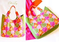 Anita Bag...I have this pattern & really need to make it!