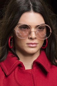 Fendi, Fall 2017 - Milan's Most Eye-Catching Runway Jewelry for Fall - Photos