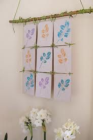 wall hanging craft kids - Google Search