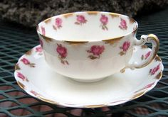 Antique Haviland Limoges Cup & Saucer by 4HollyLaneAntiques, $40.00