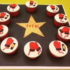 Boksörler için iyi ki varsın cupcake setimiz - Melek Anne Cupcake Anne, Catering, Cupcake, Pasta, Sugar, Cookies, Desserts, Food, Crack Crackers
