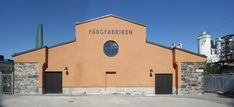 petra gipp arkitektur, Åke E:son Lindman · Färgfabriken – Art Museum Petra, Art Museum, Restoration, Art Gallery, Villa, Architecture, Building, Outdoor Decor, Projects