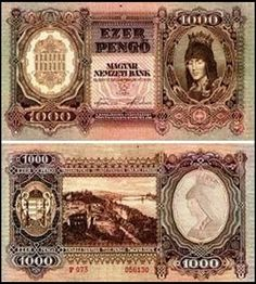 Hungary History, Vintage World Maps, Decorative Boxes, 1, Banknote, Culture, Money, Life, Silver