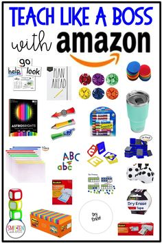 Back to school Amazo