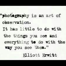 Photography..