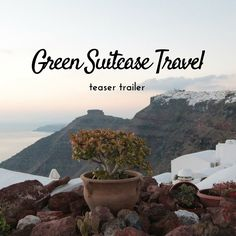 Green Suitcase Travel Teaser