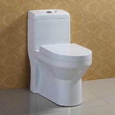 Wij zijn ook van plan om een witte wc in onze huis te zetten.