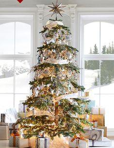 Árvore de Natal em d
