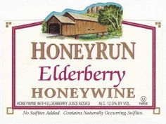 Mead Wine - NV HoneyRun Winery Elderberry Honeywine 750 mL Wine ** Continue to the product at the image link. Sauvignon Blanc, Cabernet Sauvignon, Mead Wine, Elderberry Juice, Types Of Wine, Wine Reviews, Delicious Fruit, Cranberry Juice, Gourmet Recipes