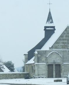 French Country ~ Village Church