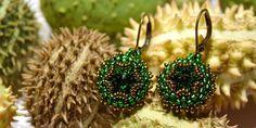 Náušnice Tequila se Swarovski krystaly Beading Tutorials, Tequila, Diy Jewelry, Flora, Crochet Earrings, Swarovski, Christmas Ornaments, Beads, Holiday Decor