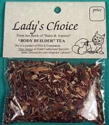 Body Builder tea