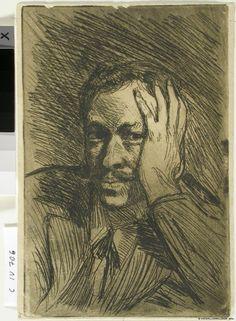 Hugo Simberg, 1906-08
