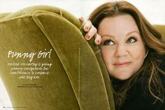 Melissa McCarthy from Bridesmaids is the BEST!!! (manicure by Tracey Sutter for Cloutier Remix)