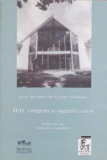 O livro é resultado da Tese de Doutoramento do seu autor, apresentada à Faculdade de Filosofia, Letras e Ciências Humanas da Universidade de São Paulo em 19 de outubro de 2000. Além de traçar um histórico sobre o Instituto, analisa a produção e o significado cultural do mesmo.