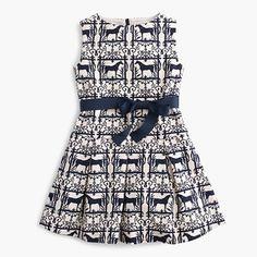 Shop Busy Phillips daughter Birdie's Crewcuts dress