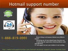 Hotmail Support Number 1-888-819-0991 Anytime For You