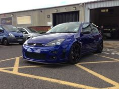 FORD FOCUS RS MK1 300bhp IMMACULATE EXAMPLE - http://www.fordrscarsforsale.com/994