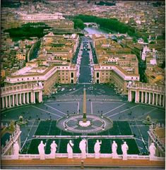 Vatican City and Sistine Chapel, A Virtual Tour of the Sistine Chapel, Virtual Travel, General Interest Reading, Baselios Church Digital Library