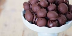 Bonbonnetjes met speculaasvulling (paleo, glutenvrij, suikervrij, zuivelvrij)