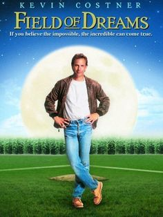 Field of Dreams - based on the book, Shoeless Joe / HU DVD 7776 / Book: PR9199.3.K443 S49 1982 http://catalog.wrlc.org/cgi-bin/Pwebrecon.cgi?BBID=8285720