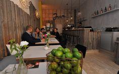 Joon. Café. Adresse: Theresienstraße 114, 80333 München