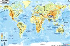 World clock map world maps pinterest clocks time zone map and world physical map gumiabroncs Images