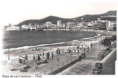 Canario, Paris Skyline, Travel, Las Palmas, Canary Islands, Antique Photos, Beach, Little Cottages, Paisajes