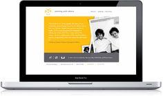 Promising Youth Alliance Website Design. Art Direction. - Frances Yllana francesyllana.com/