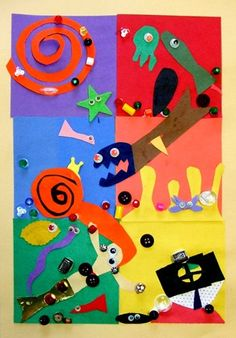 "Matisse Ocean ""My Fish School"""
