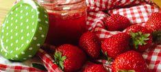 Rezept für Erdbeermarmelade ohne Zucker