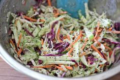 Salad & Coleslaw by Donna Coy on Pinterest   Broccoli Salads, Coleslaw ...