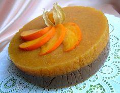 Торт с хурмой «Интрига» Cheesecake, Desserts, Recipes, Food, Tailgate Desserts, Deserts, Cheesecakes, Recipies, Essen