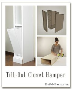 Laundry Hamper Tilt Out Canvas Liner | Closet Ideas | Pinterest | Laundry  Hamper, Hamper And Laundry