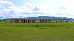 https://flic.kr/p/hBBuhg | 九州芸文館, Kyushu Geibun-Kan annex 2, Fukuoka, Japan | 隈研吾, Kengo Kuma 2013