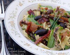 Creamy Wild Leek Pesto Pasta. It is leek season in Northern Michigan! http://www.mynorth.com/My-North/Food-Wine/Recipes/index.php/name/Creamy-Wild-Leek-Pesto-Pasta/record/5236/