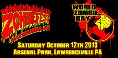 Pittsburgh Zombiefes