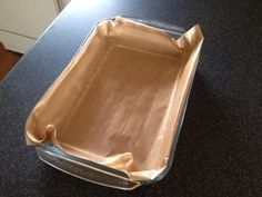 Zero waste solution to disposable baking sheets