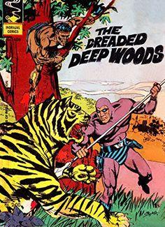 Indrajal Comics-409-Phantom: The Dreaded Deep Woods (1982) (English Edition)