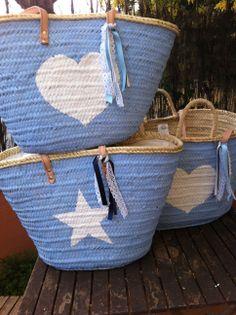 pin von susana pintos auf cestas pinterest taschen korb und selbermachen. Black Bedroom Furniture Sets. Home Design Ideas