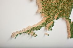 match stick map