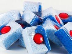 Casa: pastiglie per lavastoviglie fai da te