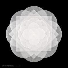 Woven Life Sacred Geometry Art