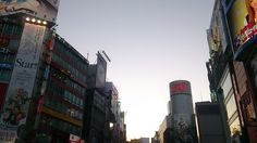Went to Shibuya for the day, visited the shopping district Shibuya 109.