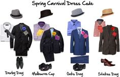 How to be the best dressed bloke at the Spring Racing carnival